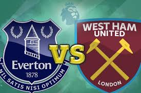 Everton vs West ham New Year
