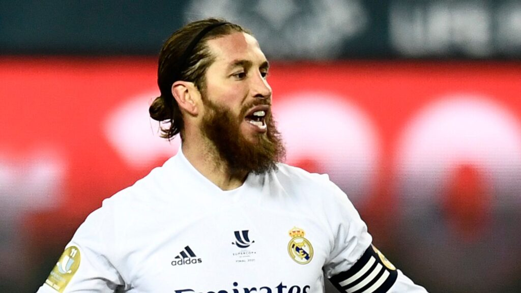Sergio ramos misses out in Spain Euro 2020 squad